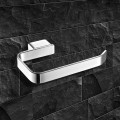 Barre Porte-Serviettes de 6.1 po - Laiton Fini Chrome (1106)
