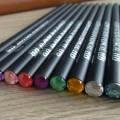 Crayon HB Cylindrique avec Diamant Acrylique, 2.0mm, 11/Paquet (DK-PP4407)