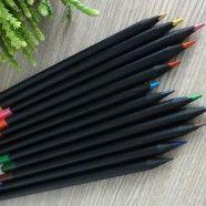 Crayon de Couleur Triangulaire, 3.0mm, 12/Paquet (DK-PP1402)