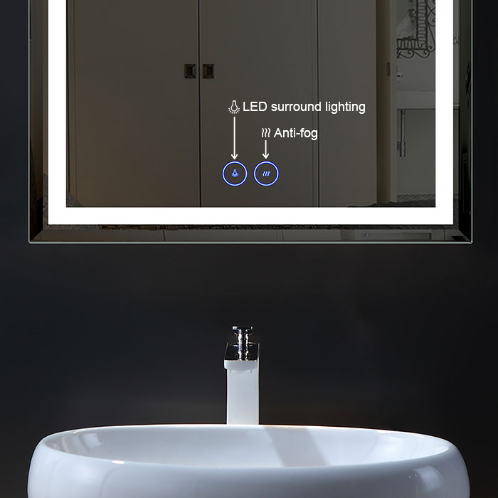 LED Bathroom Mirror