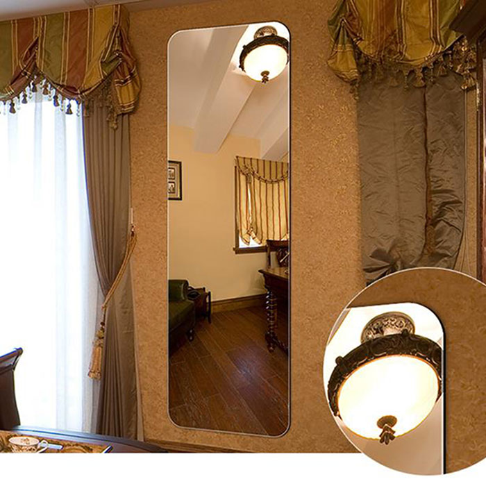 Wall Mounted Full Length Wall Mirror 18 Quot X57 Quot Extra Large