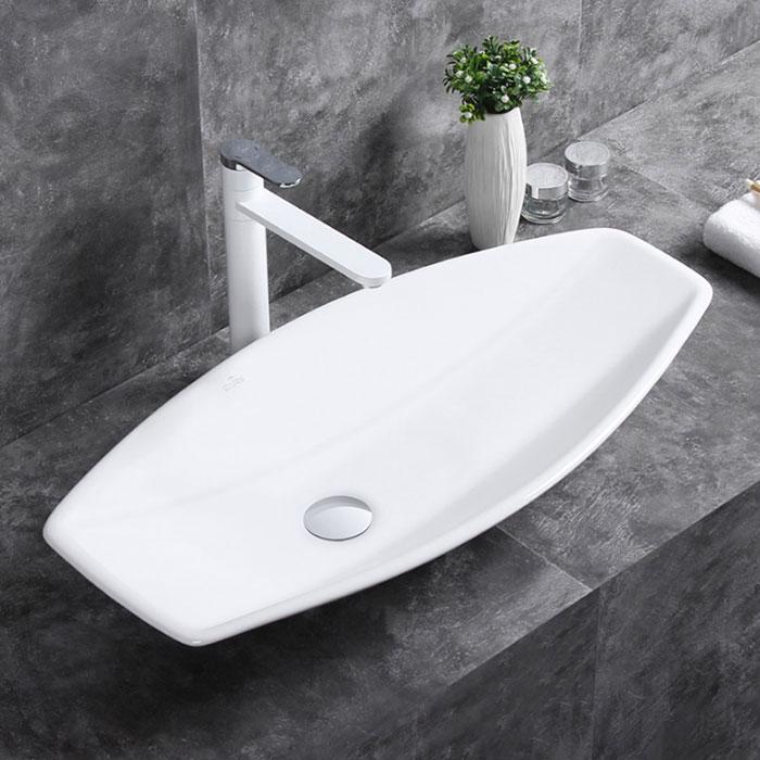 Lavabo & Vasque de Dessus de Comptoir