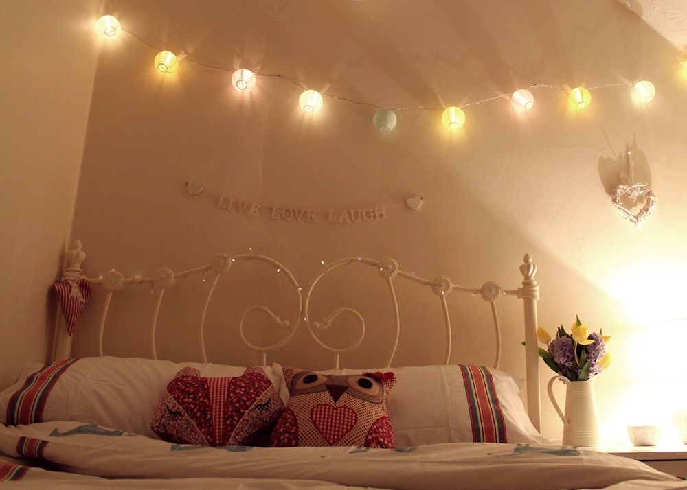 Blog how to choose home lighting decoraport canada - String lights for bedroom ...