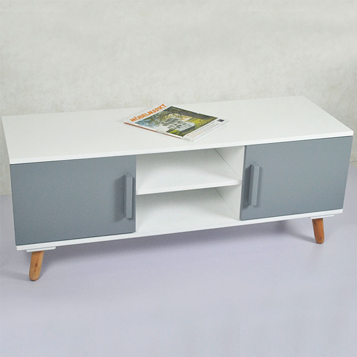 47 2 w meuble tv ji3280 decoraport canada for Assemblage meuble mdf
