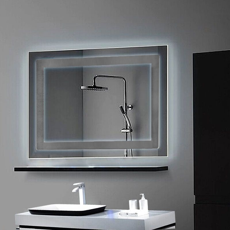 Vanity Light Bar With On Off Switch : Horizontal LED Illuminated Lighted Bathroom Wall Bar Vanity Mirror ON/OFF Switch eBay