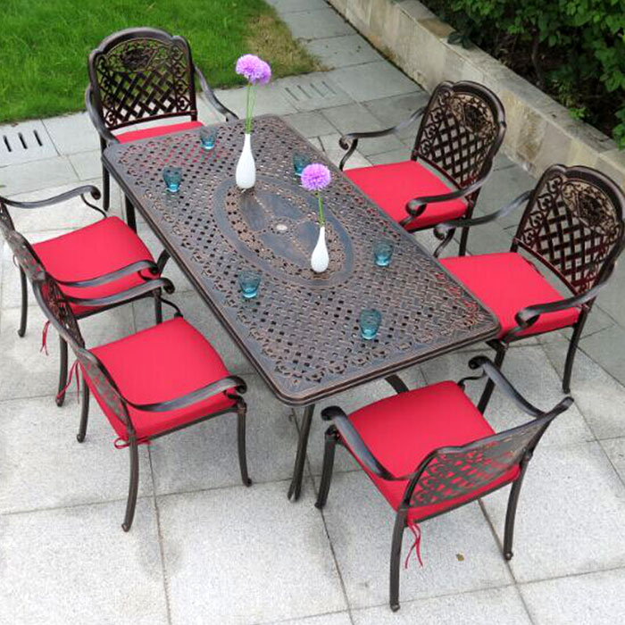 Salle à Manger de Jardin