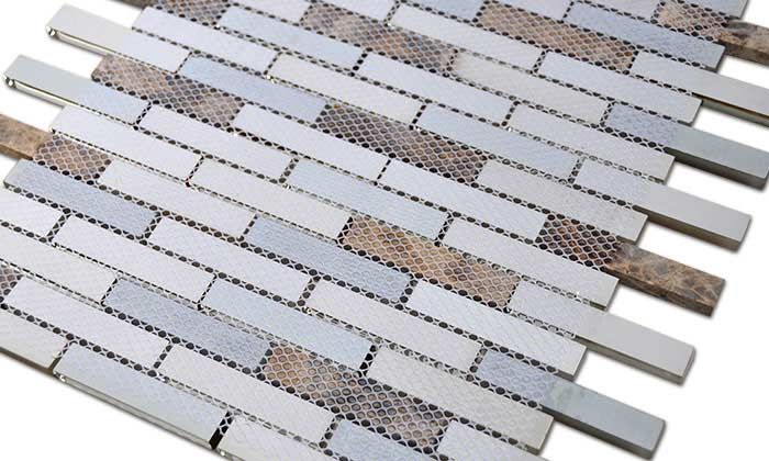 Mosaic Backplash Tile